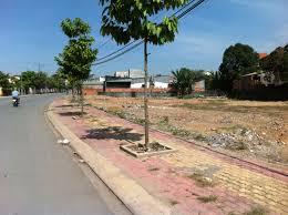 Bán đất thổ cư giá rẻ phố chợ thương mại đường Đoàn Nguyễn Tuân – An Phú Tây, Bình Chánh